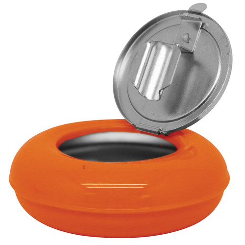 943 Pocket Ashtray Orange