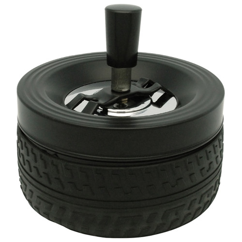 #988 Car Tyre Ashtray Medium