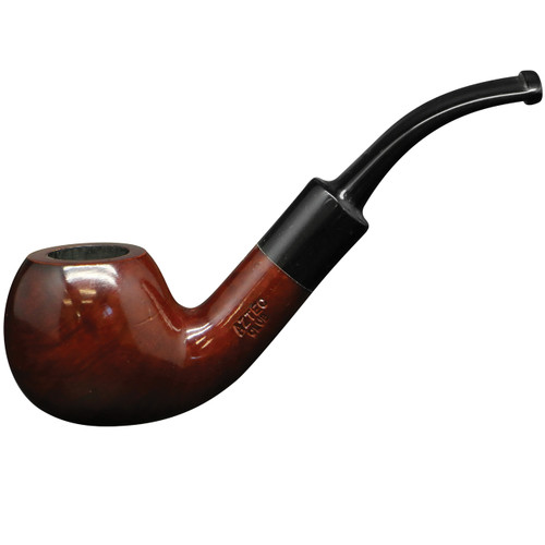 Club Pipes Bent Apple Saddle