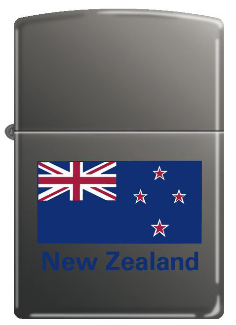 NZ Flag [Black Ice]