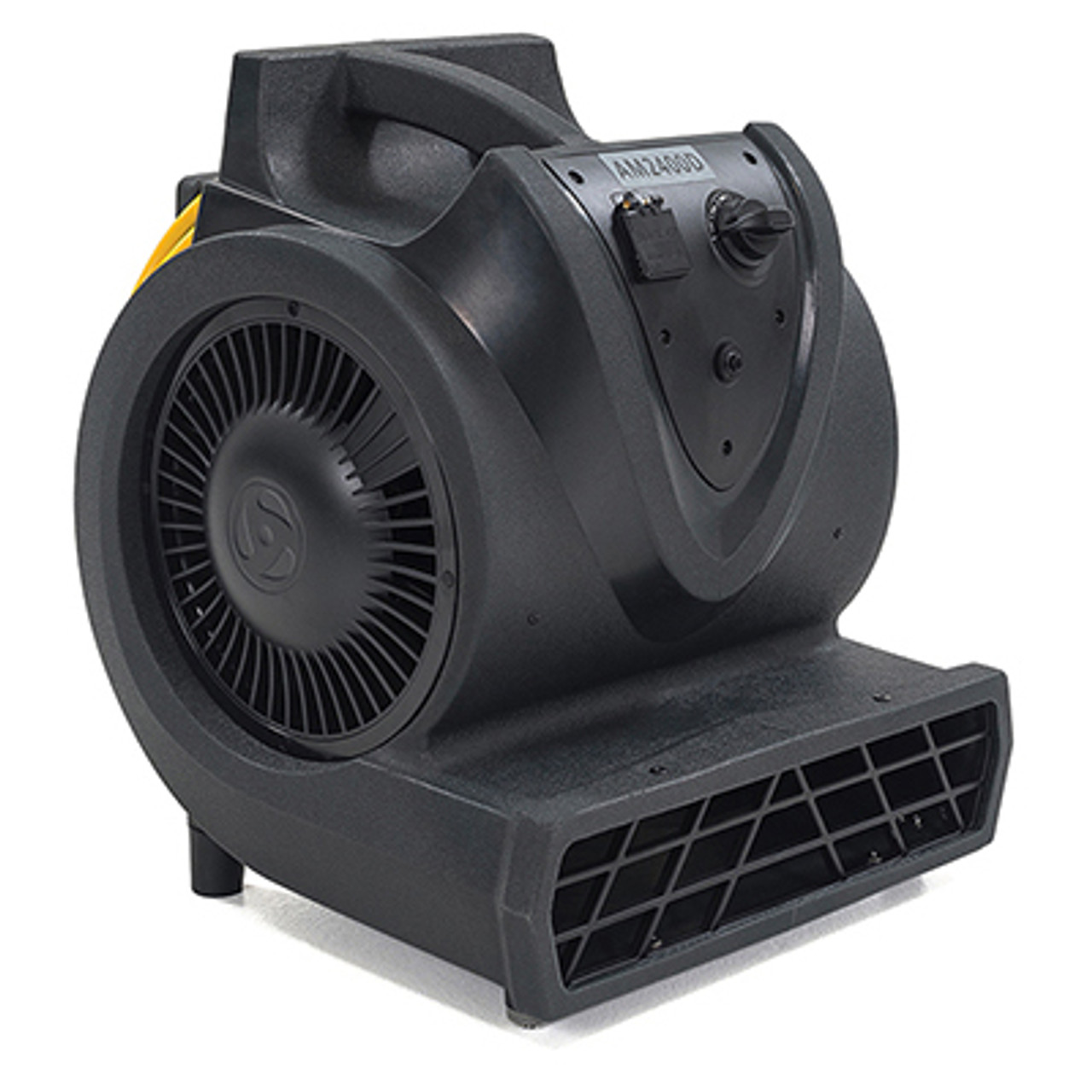 Viper AM2400D floor carpet dryer blower fan 0 33 hp 2400 cfm 3 speed GFCI  outlet V50000390