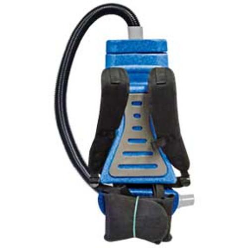 Sandia Avenger Raven 701001 6 quart backpack vacuum