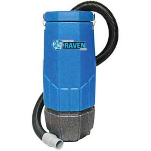 Sandia HEPA Raven 203001 10 quart backpack vacuum