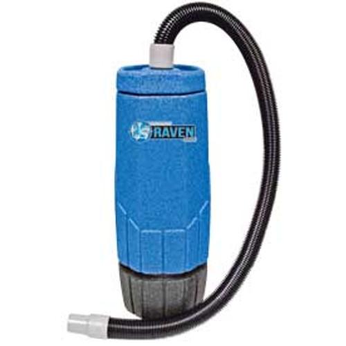 Sandia whisper Raven 703001 6 quart backpack vacuum