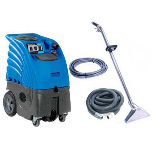 Carpet extractor with heater 6 gallon canister 300psi
