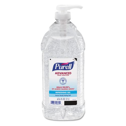 Purell hand sanitizer 2 liter pour or pump