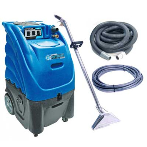 Sandia Optimizer 662300h0500 carpet extractor with heater 12