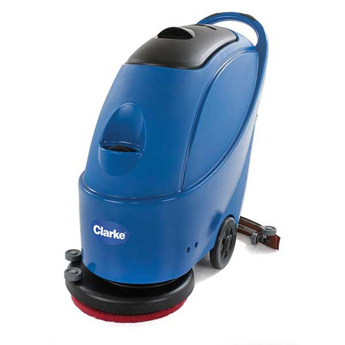 Clarke CA3017E floor scrubber CLARKE430C 17 inch