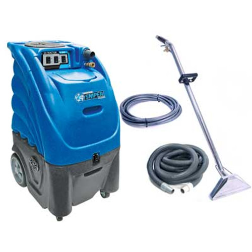 Sandia Sniper carpet extractor 8021000500 12 gallon canister