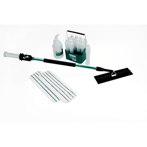 3M 59194 Easy Scrub Express Starter Kit with flat mops