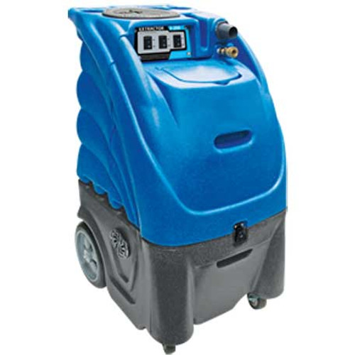 Carpet extractor with heater 12 gallon canister 300psi