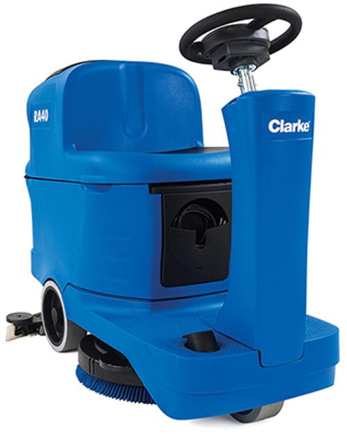 Clarke RA40 20D rider floor scrubber 56384073