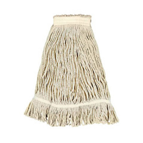Boardwalk BWK4024RCT rayon looped end fantail wet mop