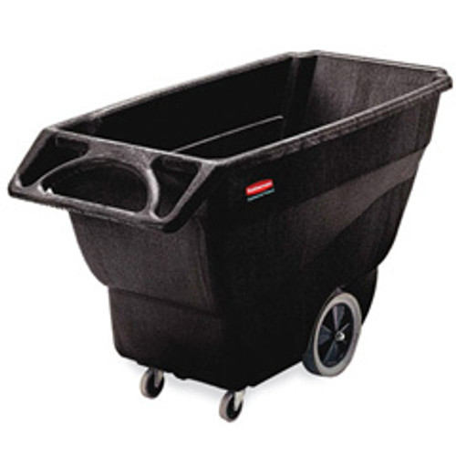 Rubbermaid 1011bla tilt truck 0.75 cubic yard 600