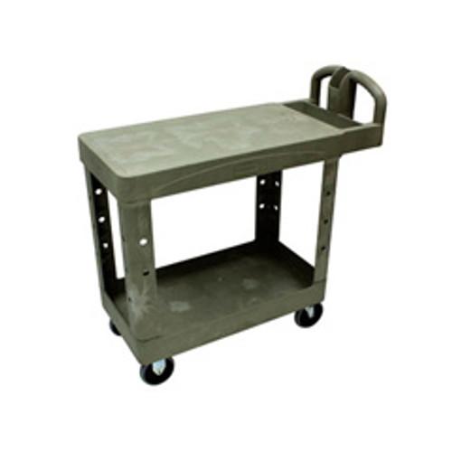 Rubbermaid 452088bei utility cart 500 lbs 25x44 beige