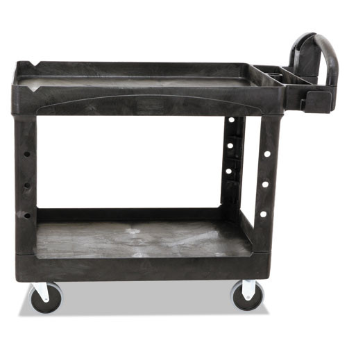 Rubbermaid 452088bla utility cart 500 lbs 25x44 black