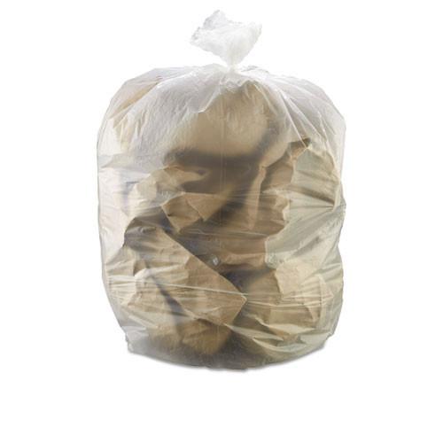Ibs ibss366017n 55 gallon trash bags case of