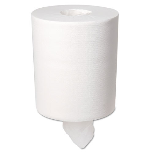 Boardwalk BWK6400 centerpull paper hand towels white 2