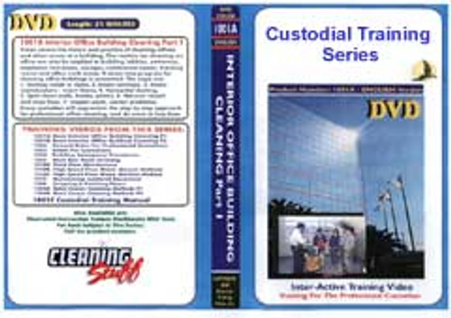 Custodial Training Series Kit a complete set with
