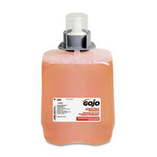 Gojo goj526202 fmx20 2000ml foaming handsoap refills