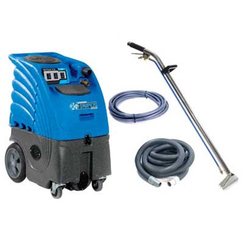 Sandia Sniper6 carpet extractor 8633008009 6 gallon canister
