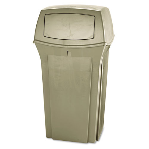 Rubbermaid 843088bei Ranger trash cans 35 gallon Ranger