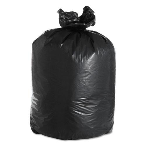 Boardwalk BWK526 60 gallon trash bags case of