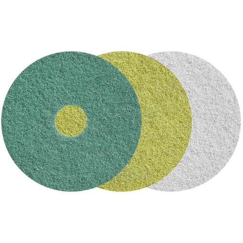 Twister Diamond Floor Pads 20 inch 3 pad