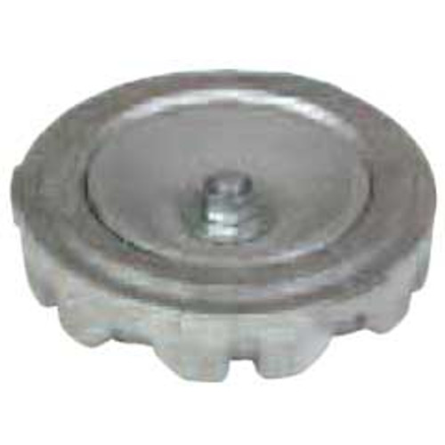 Aluminum centering device complete zasandisc for heavy duty