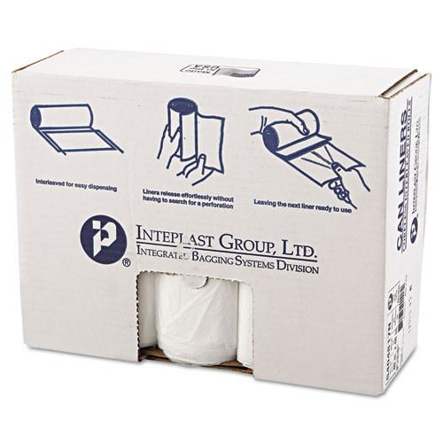 Ibs ibss404817n 45 gallon trash bags case of