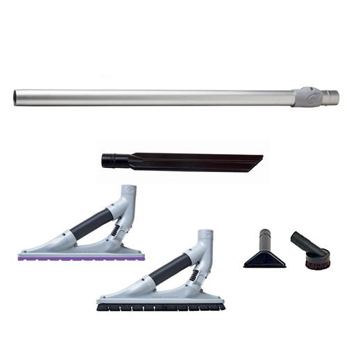 ProTeam 107532 vacuum tool kit telescoping straight wand