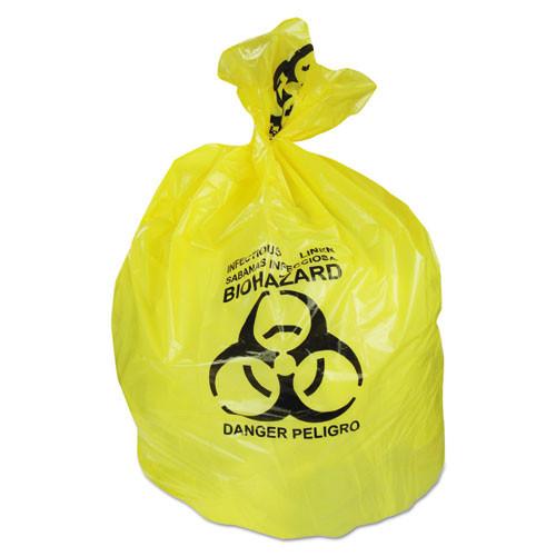 Heritage HERA6043PY 30 gallon trash bags
