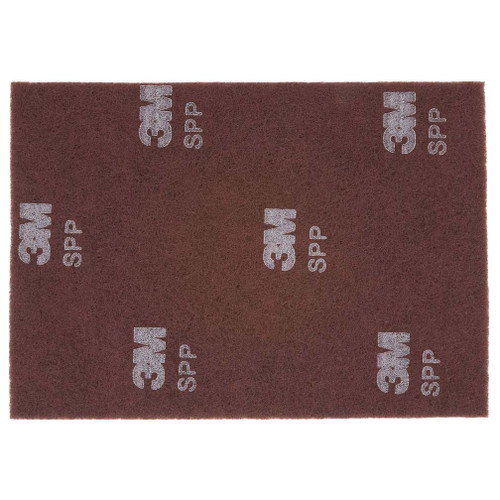 3M sppp14x20 ScotchBrite SPP floor pads plus 14x20x1 inch