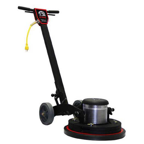 Hawk F7117DX Merlin 2sdx 17 inch floor buffer