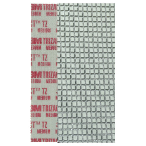3M 86026 Trizact Diamond TZ Strips red medium grit