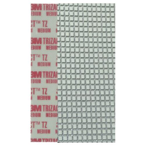 3M 86026 Trizact Diamond TZ Strips red medium grit