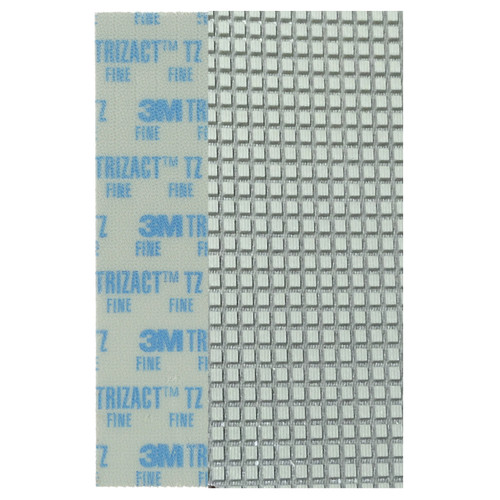 3M 86027 Trizact Diamond TZ Strips blue fine grit
