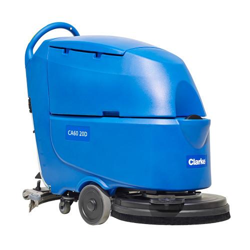 Clarke automatic floor scrubber CA60 20DT 56385415