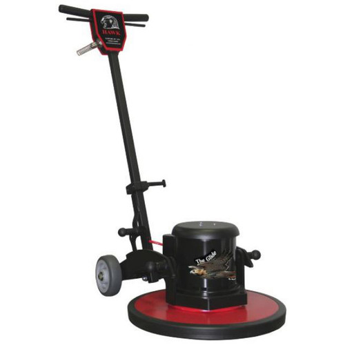 Hawk F9520DB Glide 20 360 inch floor machine 1.0 hp TEFC