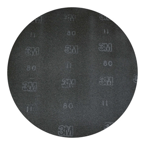 3M 29862 sanding screen disc 17 inch 80 grit case of 12 3M29862