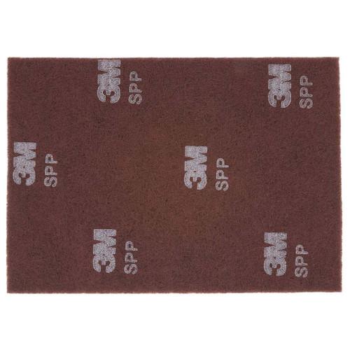 3M spp14x20 ScotchBrite SPP floor pads 14x20x.5 inch