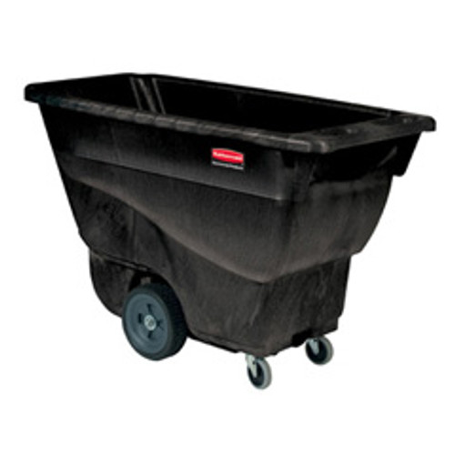 Rubbermaid 9t13bla tilt truck made of structural foam