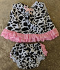Hairbows Unlimited- Cowgirl Outfit (2-4T)
