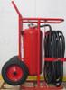 Amerex 488 - 125 lb ABC Wheeled Fire Extinguisher