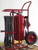 Amerex 490 - 125 lb Purple K Wheeled Fire Extinguisher