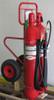 Amerex 334 - 100 lb Carbon Dioxide (CO2) Wheeled Fire Extinguisher