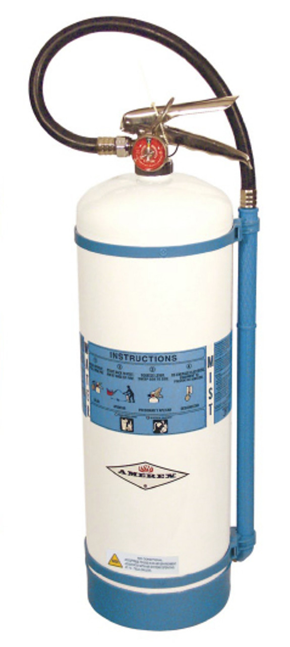 Amerex B272NM - 2.5 Gallon Water Mist Fire Extinguisher