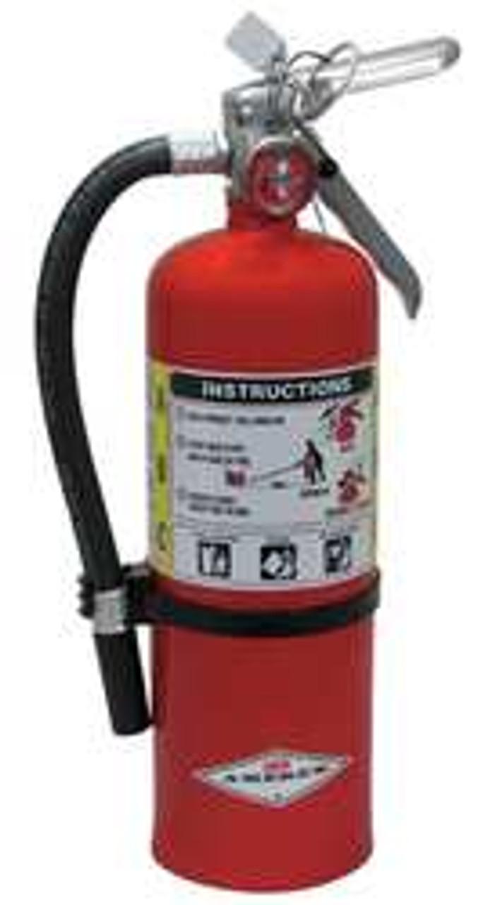 Amerex B402 - 5 lb ABC Fire Extinguisher (3A:40B:C)