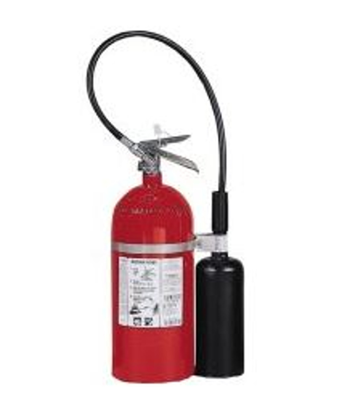 Amerex 330 - 10 lb Carbon Dioxide Fire Extinguisher