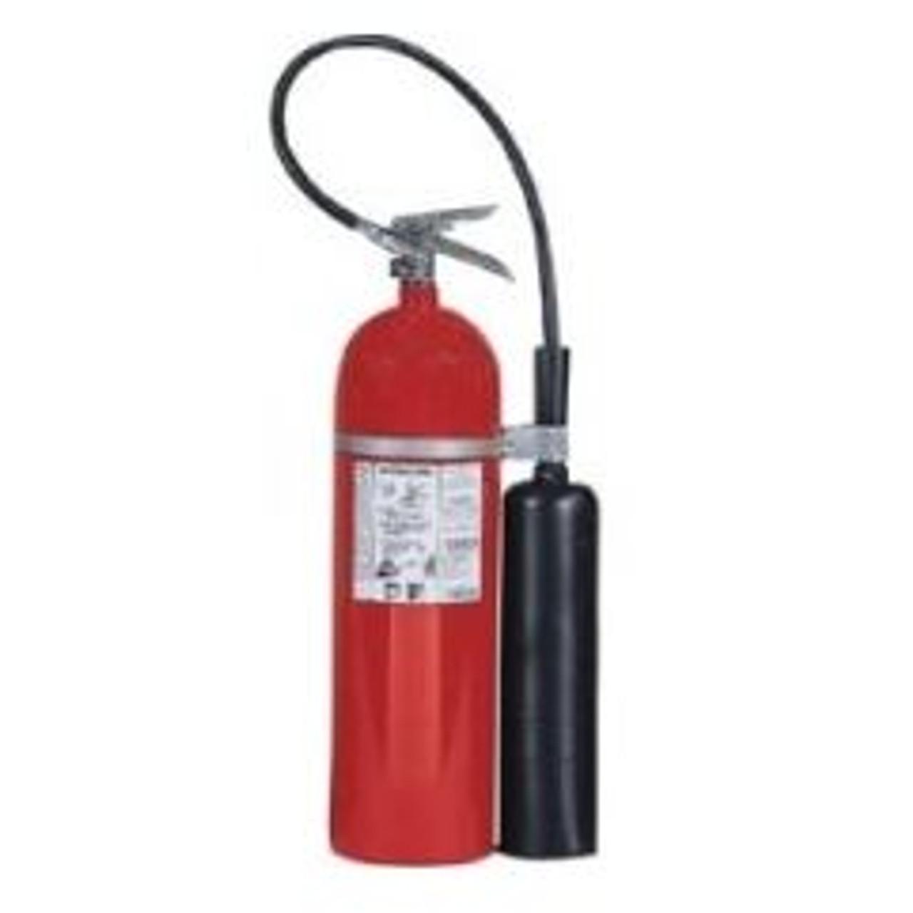 Amerex 331 - 15 lb Carbon Dioxide Fire Extinguisher